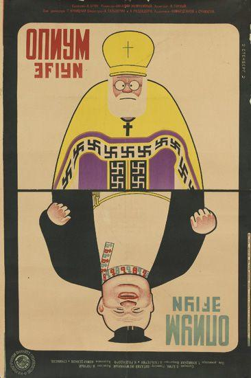 A future Hyperkino project. OPIUM (31.12.1929)